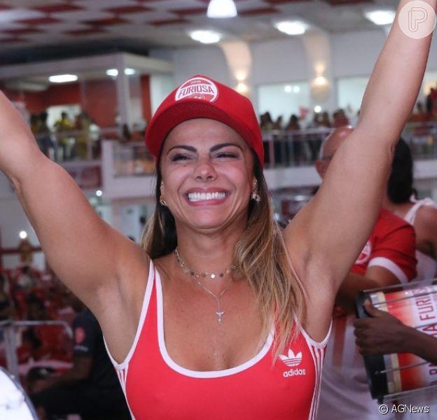 Coronavírus fez Viviane Araujo adiar sua festa de aniversário, mas ganhou comemoração com o namorado, Guilherme Militão
