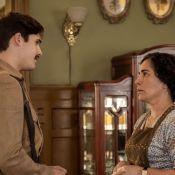 Penúltimo capítulo de 'Éramos Seis': Alfredo emociona Lola em reencontro. Saiba!