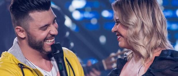 Marília Mendonça mostra semelhança do filho com Murilo Huff e pede 'DNA materno'