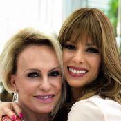 Ana Maria Braga se emociona com Ana Furtado em aniversário: 'Me faz chorar'