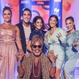 André Marques apresenta o 'The Voice Kids'
