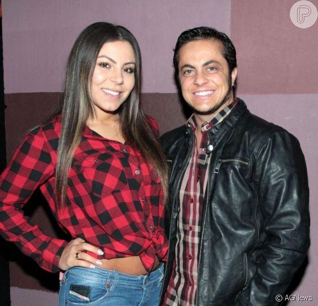 Filho de Thammy Miranda e Andressa Ferreira, Bento comemora 3 meses nesta quinta-feira, 9 de abril de 2020