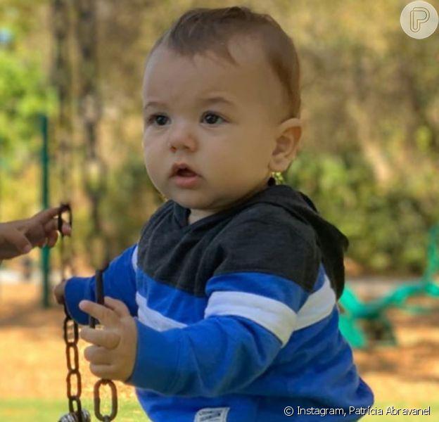 Filho de Patrícia Abravanel, Senor completa 1 ano nesta terça-feira, 14 de abril de 2020