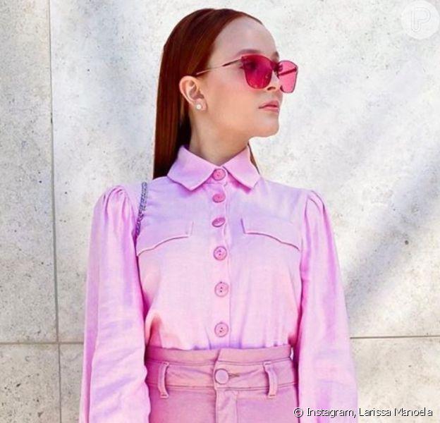 A mudança de Larissa Manoela: fique por dentro do estilo da atriz!