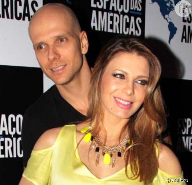 Sheila Mello nega volta do casamento com Fernando Scherer