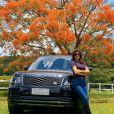 Paula Fernandes está vivendo o isolamento domiciliar com a família
