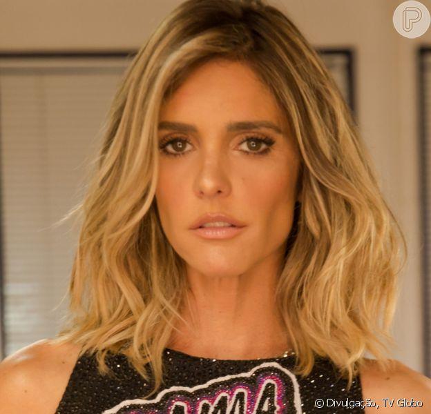 Fernanda Lima fez apelo ao revelar que o pai contraiu o novo coronavírus: 'Reage!'