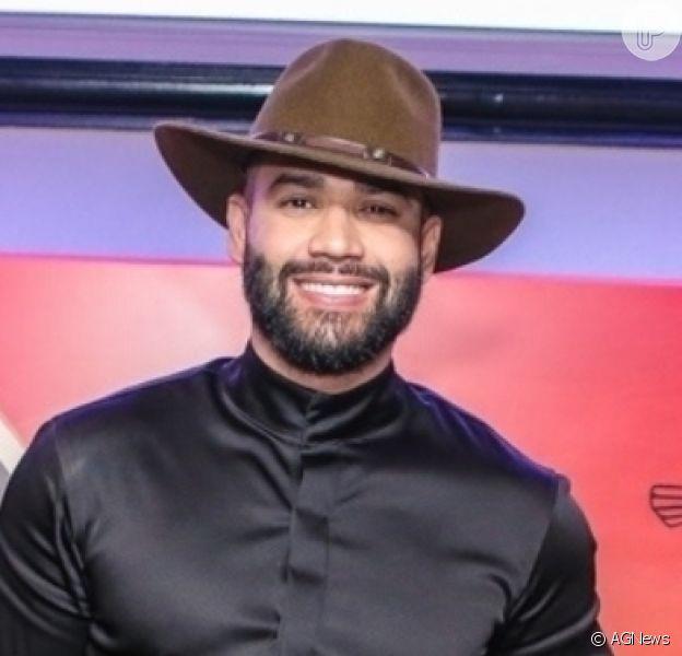 Gusttavo Lima anuncia nova live após ter shows investigados pelo Conar, em 2 de maio de 2020