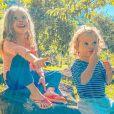 Rafael Cardoso e Mariana Bridi são pais de Aurora, de 5 anos, e Valentim, de quase 2 anos