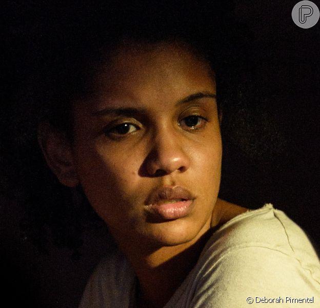 Na novela 'Nos Tempos do Imperador', Heslaine Vieira vai viver a princesa Zayla, que irá atrapalhar a relação de Jorge/Samuel (Michel Gomes) com Pilar (Gabriela Medvedovski)