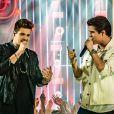 Sertanejo Caio César, irmão de Bruno, pediu Munik em namoro na última segunda-feira, 11 de maio de 2020: 'Nos aproximamos mesmo depois que ela apresentou a primeira live da dupla, há um mês'