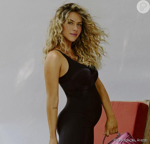 Veja a evolução da gravidez de Giovanna Ewbank!