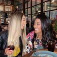 Ludmilla falou sobre as postagens envolvendo momentos felizes nas redes sociais: 'Eu gosto'