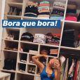 Veja vídeo de closet de Larissa Manoela!