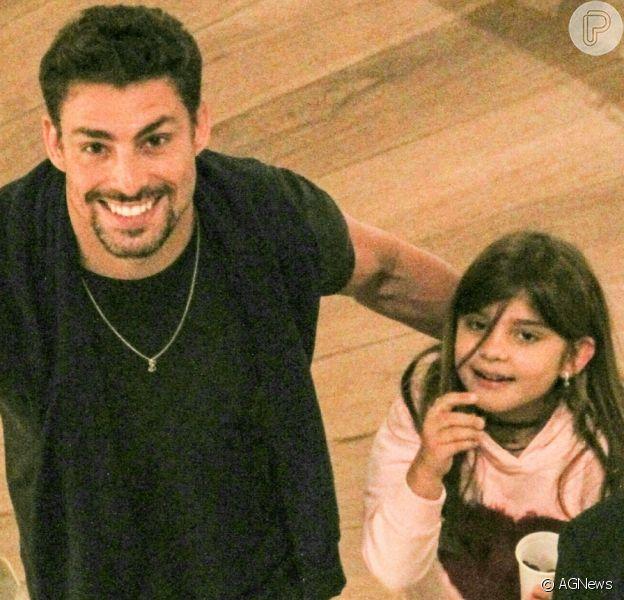 Cauã Reymond falou sobre os desafios da paternidade em entrevista