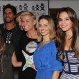 Xuxa recebeu Bruna Marquezine, Anitta e mais famosos para celebrar os 25 anos de sua fundação