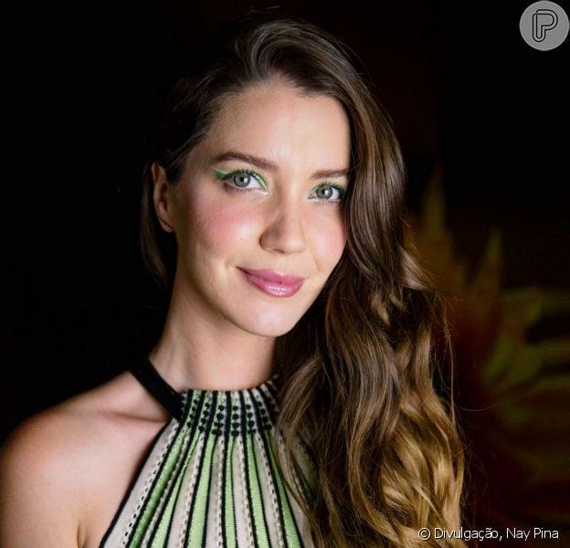 Nathalia Dill revela gravidez do primeiro filho com o noivo, Pedro Curvello