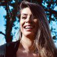 Ex-BBB Franciele Grossi está grávida de seu primeiro filho