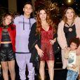 Simony é mãe de Ryan, Aysha, Pietra e Anthony