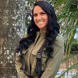 Graciele Lacerda sobre testosterona durante tratamento para engravidar: 'Impossível'