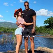Morando juntos, Léo Santana e Lorena Improta planejam casamento. Aos detalhes!