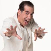 Leandro Hassum conta tudo sobre show de comédia em drive-in: 'Gosto de desafios'