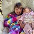 Ticiane Pinheiro garantiu que Rafaella Justus adora cuidar da irmã