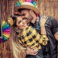 Hariany Almeida está namorando o DJ Netto. Casal se conheceu no reality 'A Fazenda'
