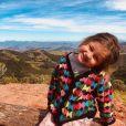 Madalena, de 3 anos, apareceu perguntando por Agatha Moreira em vídeo com a mãe, Yanna Lavigne