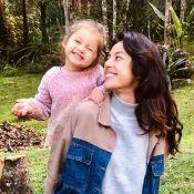 Agatha Moreira se encanta com vídeo de Yanna Lavigne com Madalena: 'Tia Agatha'