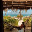 Whindersson Nunes exibe foto curtindo praia no México