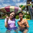 Sophia Valverde e Igor Jansen destacaram a cumplicidade na amizade