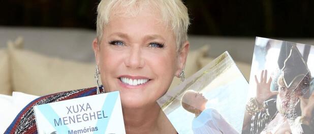 Xuxa Meneghel lança livro e rebate críticas: 'São as minhas memórias'