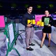 Larissa Manoela e Caio Castro ganham 'Prêmio Jovem 2020' de melhor atriz e ator