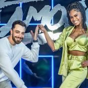 Felipe Titto comenta treinos para o 'Dança dos Famosos': 'Tenho me dedicado'
