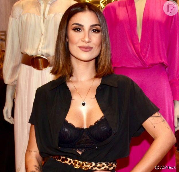 Bianca Andrade comenta namoro aberto com Fred: 'Ficar com outros é o menor dos problemas'