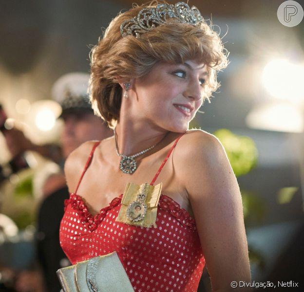 'The Crown': vestido da Princesa Diana agita web!