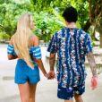 Yasmin Brunet curte viagem pelas Ilhas Maldivas com o namorado, Gabriel Medina