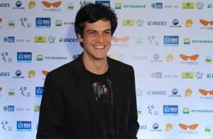 Mateus Solano afirma que gosta de ser desafiado: 'A Globo entendeu'