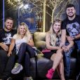 Zé Neto e Cristiano cancelaram a live que fariam após a mãe de Cristiano sofrer um acidente e ser internada na UTI