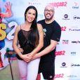 Gracyanne Barbosa falou sobre o estado de saúde de Belo