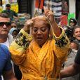 Ludmilla grava novo clipe em comunidade da Rocinha, na zona sul do Rio de Janeiro, nesta quinta-feira, 05 de novembro de 2020
