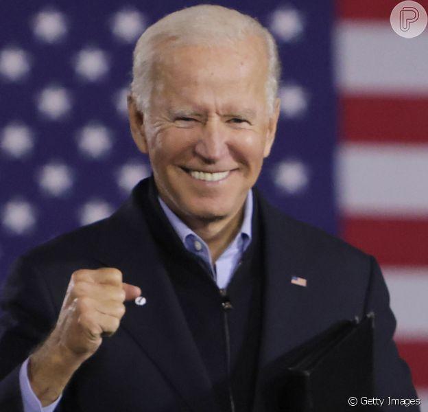 Joe Biden é eleito o novo presidente dos Estados Unidos, aos 77 anos