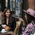 A cidade de Paris é cenário na série 'Emily in Paris'