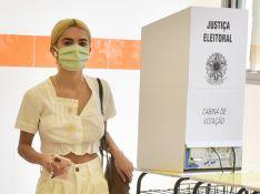Veja looks de Angélica, Manu Gavassi e mais famosas nas Eleições 2020!