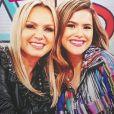 Maisa Silva desta qualidades de Eliana em aniversário: ' Te admiro como profissional, mãe, amiga e a mulher que você é'