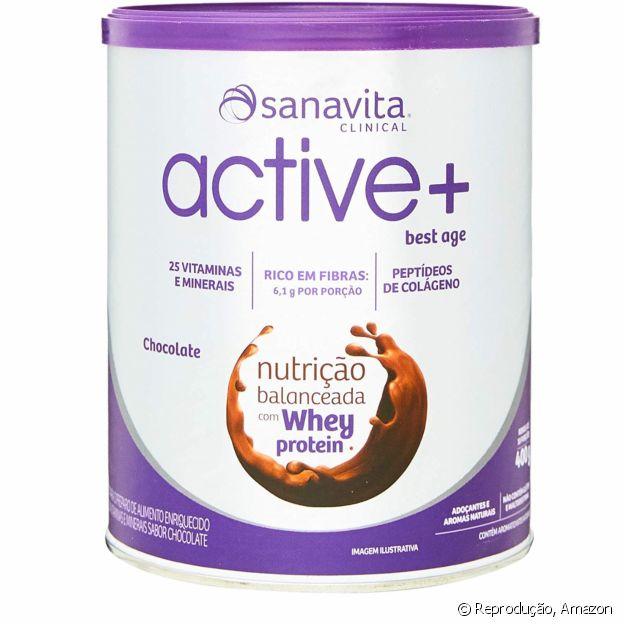 Vitaminas Sanavita estão com desconto no site da Amazon