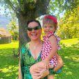 Mãe de Sabrina Sato, Dona Kika testou negativo para Covid-19 e pôde ajudar a filha a cuidar de Zoe