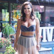 Detox de Viviane Araújo: atriz perde 4kg e coach fitness detalha dieta. Confira!