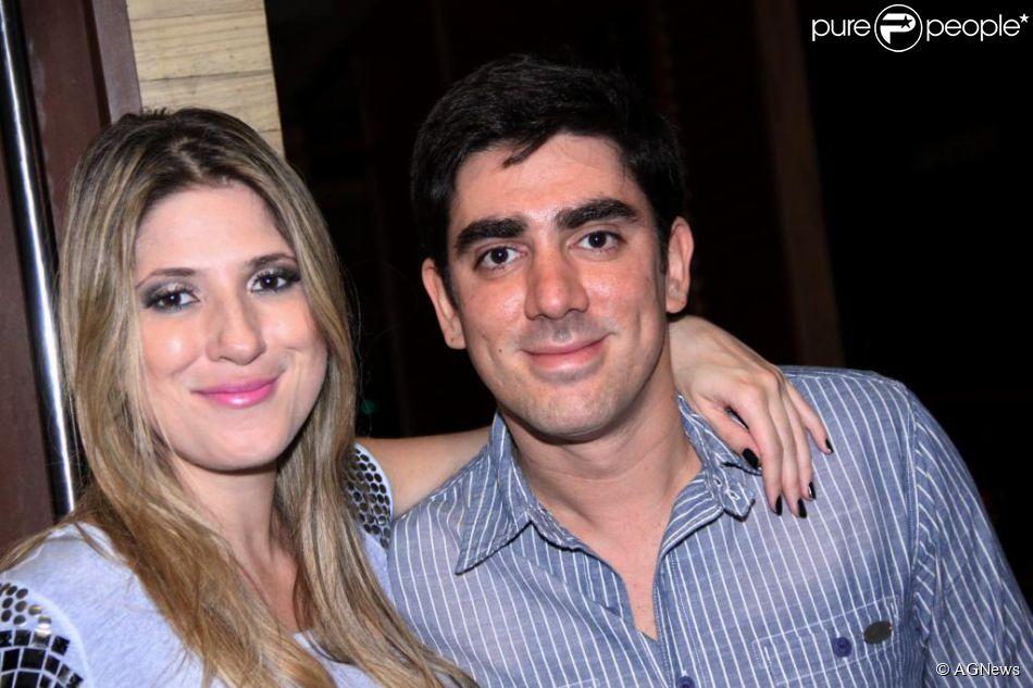 Marcelo Adnet usou a conta do Twitter para se desculpar com a mulher, Dani Calabresa, pela traição